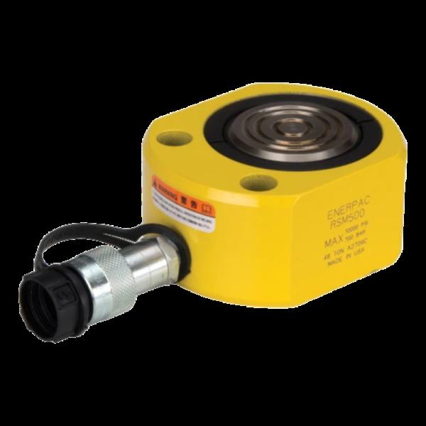 50T Low Height Hydraulic Cylinder | RSM