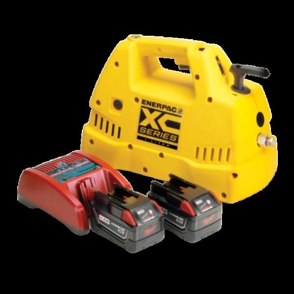 Cordless Hydraulic Pump | 3/2 Valve | XC